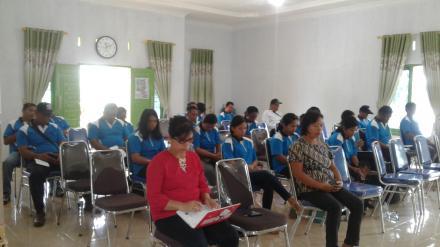 14 Desa Asal Kabupaten Deli Serdang dan Karo Studi Banding Pemanfaatan SID di Tanjung Harap